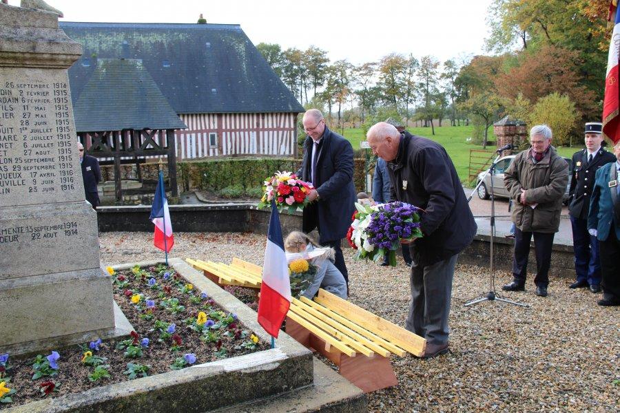 VALLIQUERVILLE-Commémoration-11-novembre-2019-3