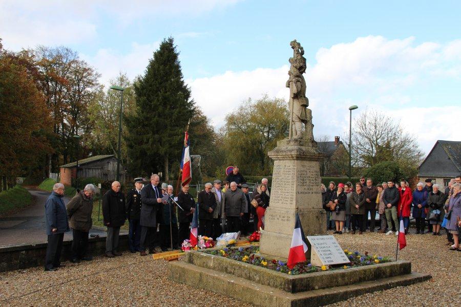 VALLIQUERVILLE-Commémoration-11-novembre-2019-6