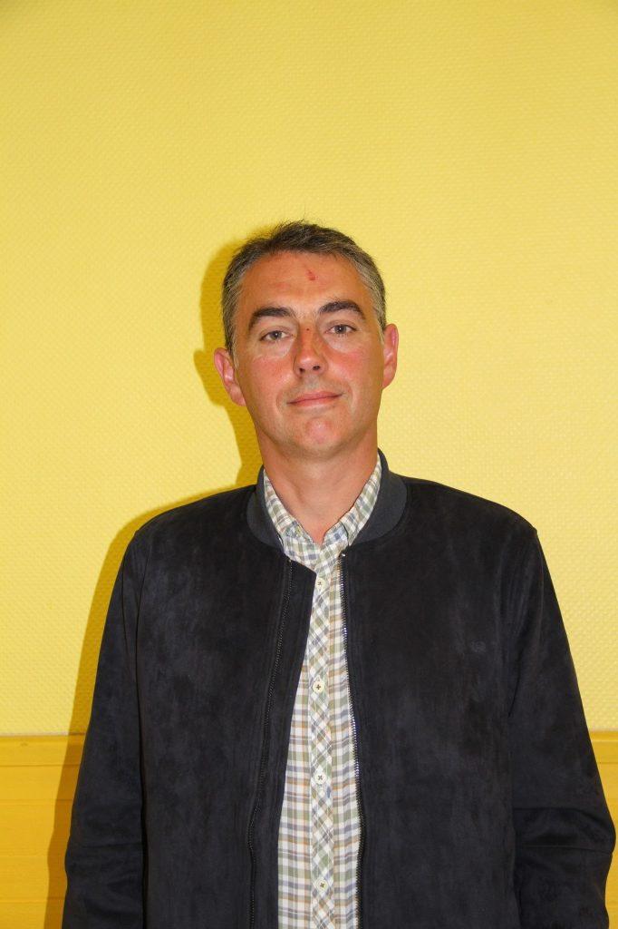 Frédéric PARIS - Adjoint au Maire élu le 15 mars 2020
