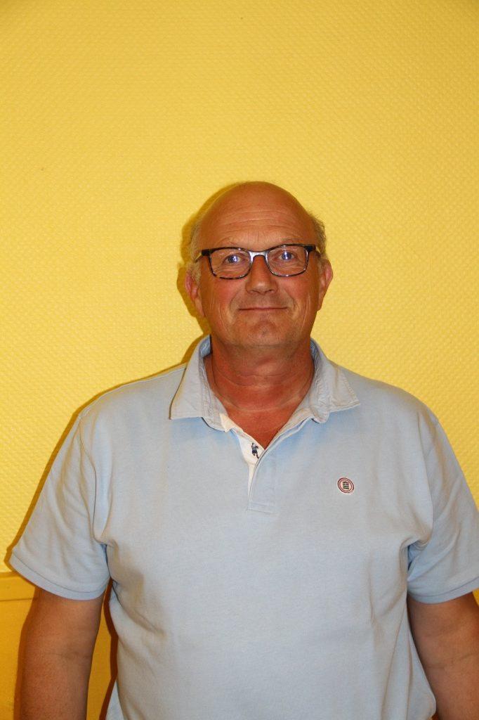 François DUGATS - Conseiller municipal élu le 15 mars 2020