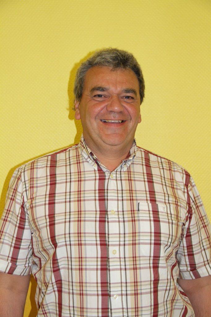Philippe DIEUDONNÉ - Conseiller municipal élu le 15 mars 2020