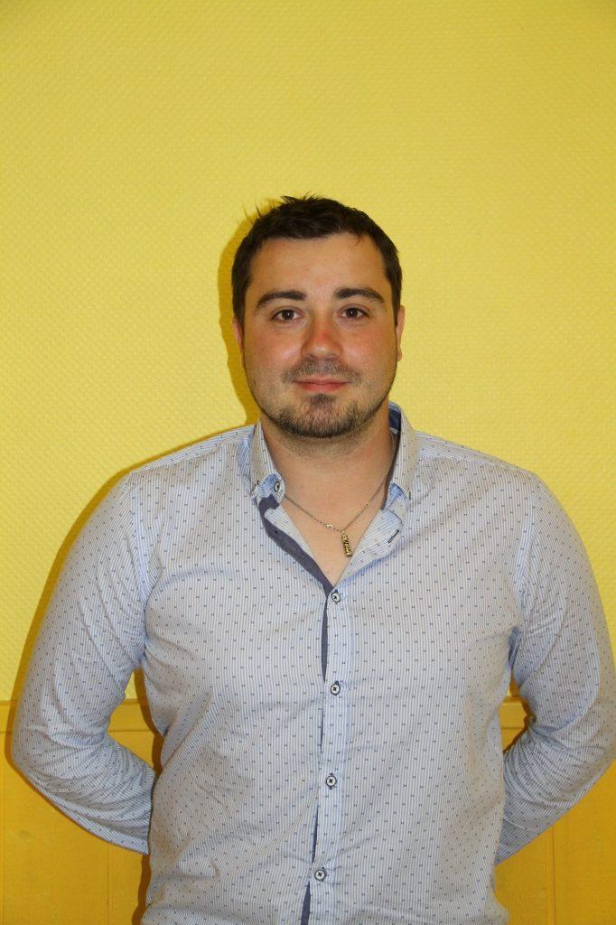 Alban DUBREUIL - Conseiller municipal élu le 15 mars 2020