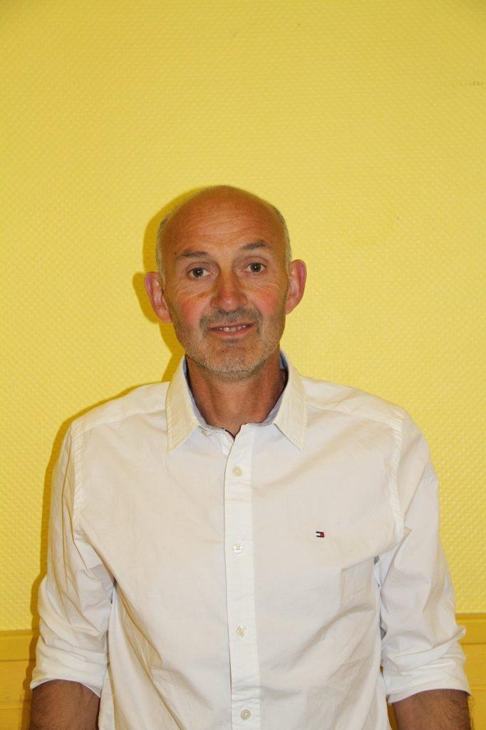 Damien PARIS - Conseiller municipal élu le 15 mars 2020