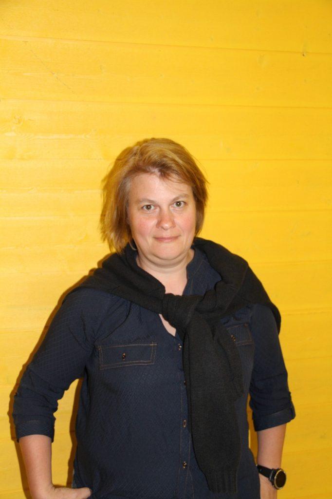Aurélie COUSIN - Conseillère municipale élue le 15 mars 2020
