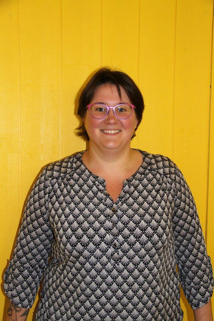 Frédérique SACLEUX-FEVRE - Conseillère municipale élue le 15 mars 2020