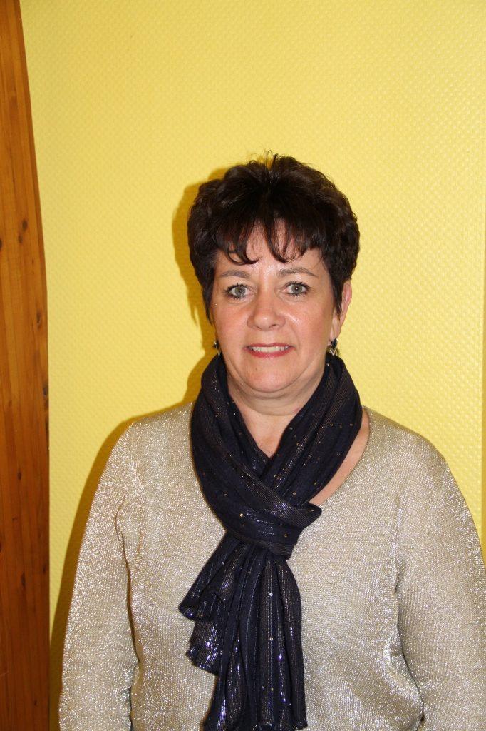 Evelyne CABOT - Conseillère municipale élue le 15 mars 2020