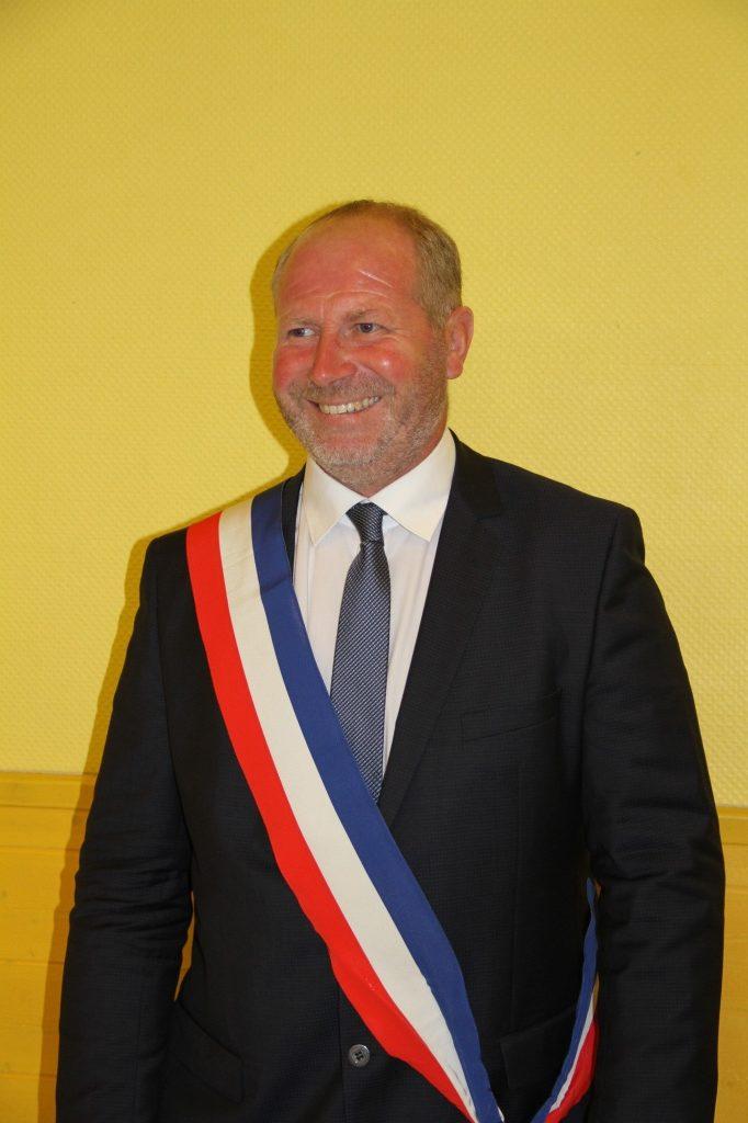 Jacques CAHARD - Maire élu le 15 mars 2020